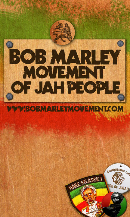 Bob Marley Movement of Jah People