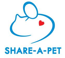 Pet-Assisted therapy is a profoundly healing experience and we exist to raise awareness to this by providing training, support and direct service to people in need. We believe that everyone benefits when you decide to make a difference; share your time, share your love, Share-A-Pet.