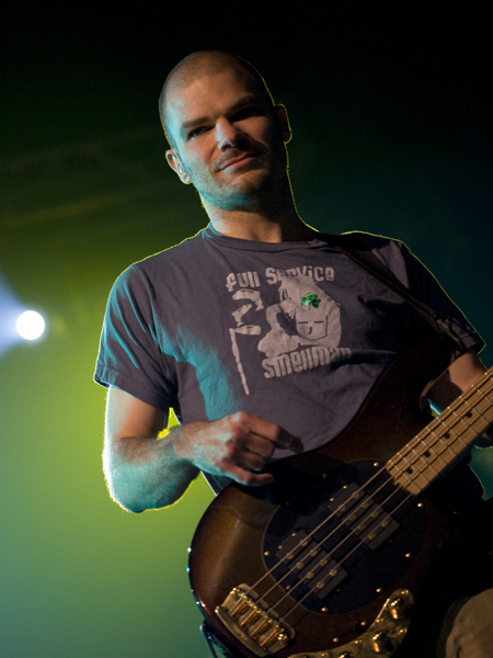 Badfish Bass Brother Kept The St. Patrick's Day Heartbeat Pounding!