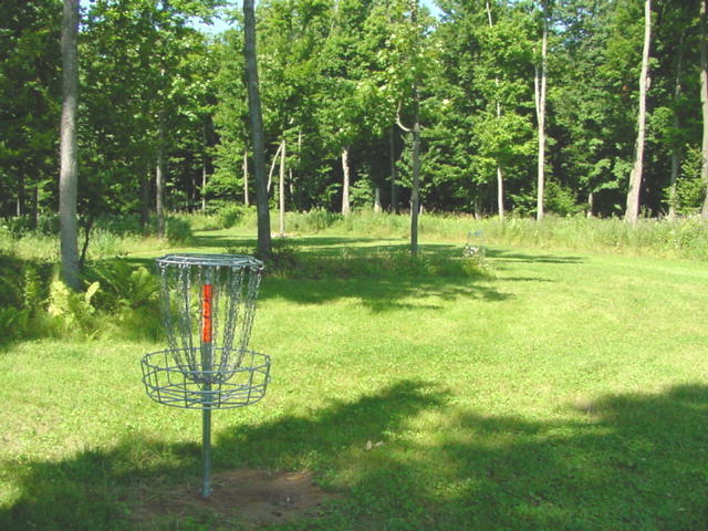 The Memorable Scenic Disc Golf Course Provides A Great Challenge For Charity!
