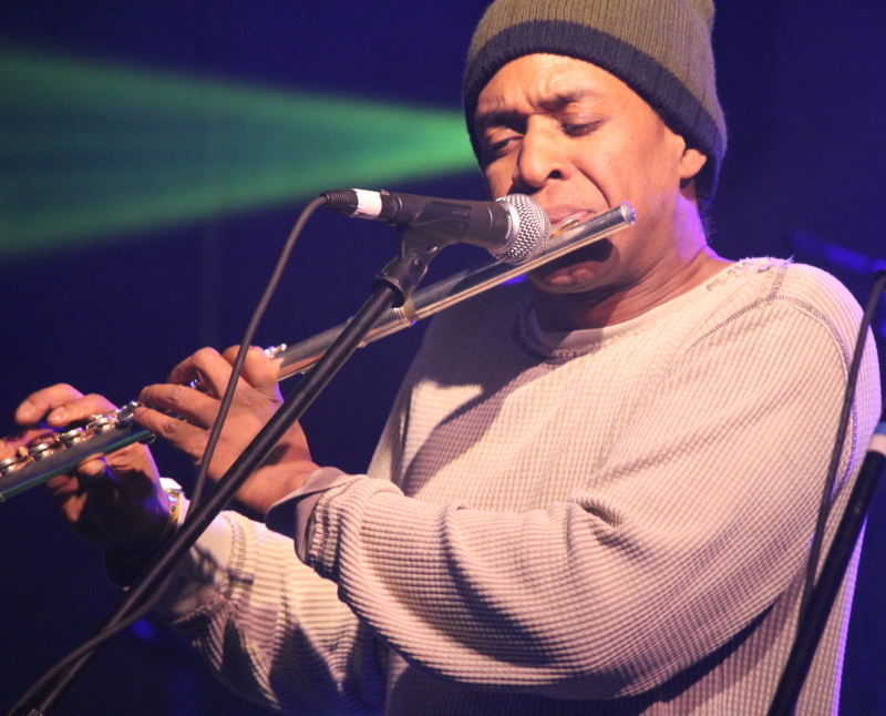Kofi Burbridge Distinctive Soaring Flute Excursions Flowed With The Spirit of Suwannee!