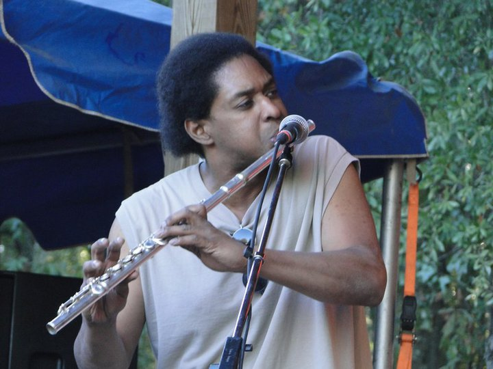 Everyone Embraced the Amazing Magical Flute Expressions of Kofi Burbridge!