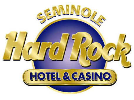 Seminole Hard Rock Hotel & Casino provides quality guest experiences where South Floridians can play, stay, dine, and shop. Eighty-nine tables offer Blackjack, Baccarat, Mini-Baccarat, Pai Gow Poker, Three Card Poker, Texas Hold'em Bonus Poker and Let it Ride on a nearly three-acre casino floor. Play one of the more than 2,500 Vegas-style slots including the Native-American casino linked Multi-Area Progressive Jackpots and Mega Jackpots. Separate high-limit rooms for table games and slots, in addition to a non-smoking room are available for guests to enjoy. Loyal Player's Club members experience an exclusive VIP Plum Lounge and celebrity show kitchen. Convene in The Poker Room at Seminole Paradise for Texas Hold 'em, limit Texas Hold 'em, Seven Card Stud and two dollar and four dollar limit Omaha Hi Lo games. Located inside the casino is Hard Rock Cafe Hollywood, part of Hard Rock's 127 globally recognized rock 'n roll themed restaurants. The Green Lodging Certified by the State of Florida, AAA, Four Diamond rated resort showcases 500 luxurious guest rooms, 16 restaurants and lounges, 40,000-square-feet of meeting room space, a European-style spa, auto salon, 22 retail shops, 14 nightclubs, Paradise Live, and Hard Rock Live. Located on State Road 7 (U.S. 441) in Hollywood, Florida. Take I-95, exit Stirling Rd. and travel west to 1 Seminole Way. For more information, call (954) 327-ROCK, 1 800-937-0010 or visit us online at www.seminolehardrockhollywood.com.