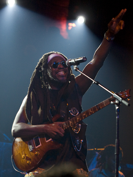 British Roots Reggae Rockers Steel Pulse Delivered a Blazing Revolutionary Performance at Revolution Live in Ft. Lauderdale.