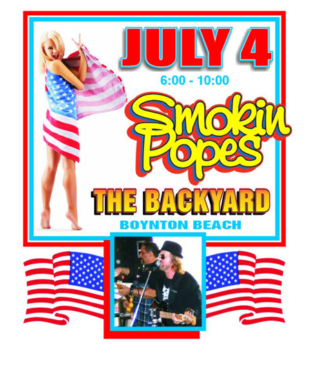 smokin 39 hot live music the backyard boynton beach is located at 511